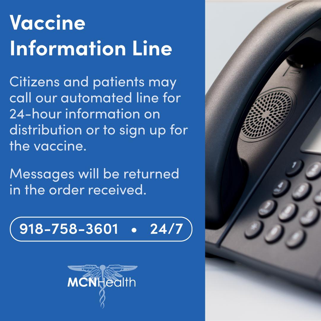 Vaccine Information Line